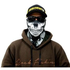 Bandana/Máscara Rock Fishing Caveira
