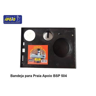 Bandeja para praia Apoio (BSP 504)