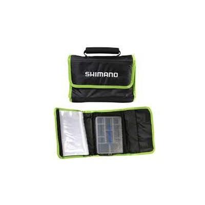 Bolsa SHIMANO Lure Wallet Lug 1803 1500016