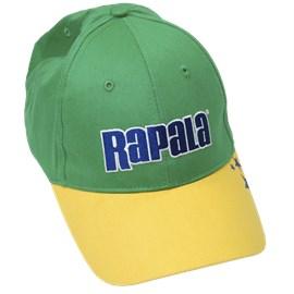 Boné Rapala Verde/Amarelo