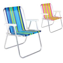 Cadeira de Praia Bel Fix Alta 25500 (Adulto)