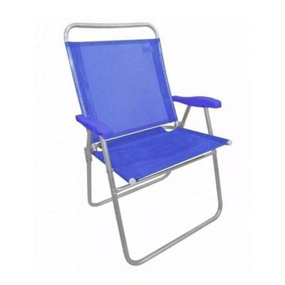 Cadeira de Praia Zaka King Marinho (Adulto)