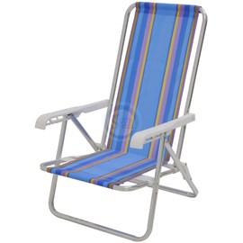 Cadeira MOR 4 posições (Alumínio)