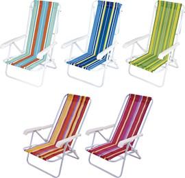 Cadeira MOR 8 posições (Aço)