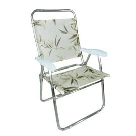 Cadeira Zaka Cancun Plus Bambu 214 (Adulto)