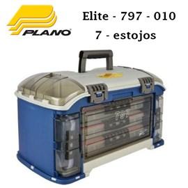 Caixa Plano Elite - 797-010 - c/ 7 estojos