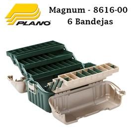 Caixa Plano Magnum  8616-00 - c/6 Bandejas