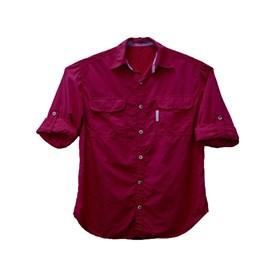 Camisa Ballyhoo 159 Crisis Vinho