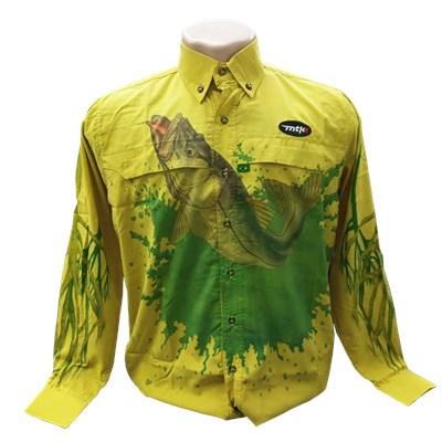 Camisa MTK Alpha Robalo
