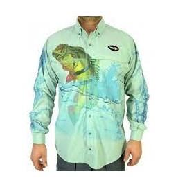 Camisa MTK Alpha - Tucunare - Verde - Tam M