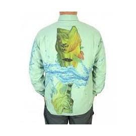 Camisa MTK Alpha - Tucunare - Verde - Tam P