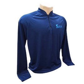 Camisa Rock Sugoi DRY FIT (Azul Marinho) EXCLUSIVO