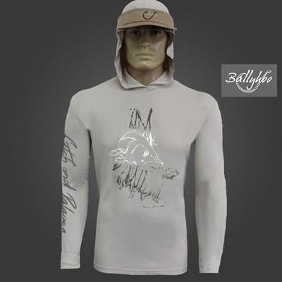 Camiseta Ballyhoo 418 Areia Robalo G