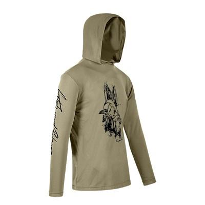 Camiseta Ballyhoo 418 Areia Robalo Galhos