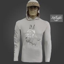 Camiseta Ballyhoo 418 Areia Robalo GG