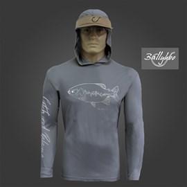 Camiseta Ballyhoo 418 Dark Grey Tamba M