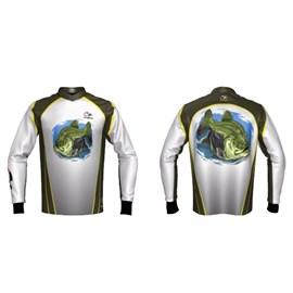Camiseta Faca Na Rede Combat Tambaqui - M/L