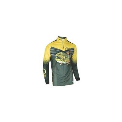 Camiseta Faca Na Rede Evo Dourado ML