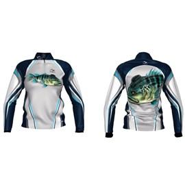 Camiseta Faca Na Rede Evo07 Girl Tucuna - M/L - P