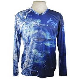Camiseta MTK Atack Blue Tucuna (EX)