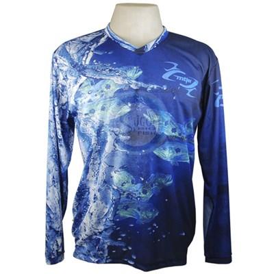 Camiseta MTK Atack Blue Tucuna (P)