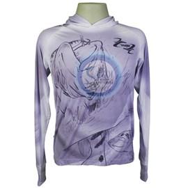 Camiseta MTK Eco Bio c/capuz Cinza (EX)