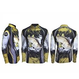 Camiseta Rock Fishing Dry River Robalo Peva