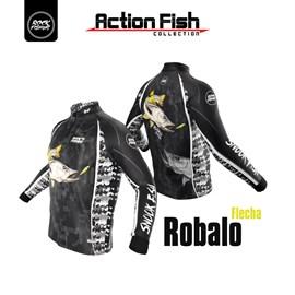 Camiseta Rock Fishing DRY (Robalo flecha)