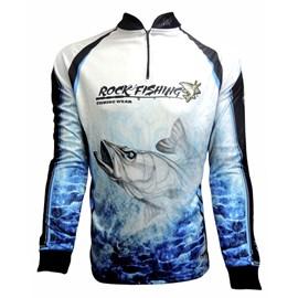 Camiseta Rock Fishing DRY - Salt Water Team - G