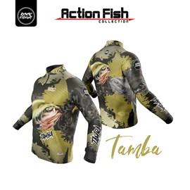 Camiseta Rock Fishing DRY (Tamba)