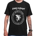Camiseta Rock Fishing Ramones Preto - M