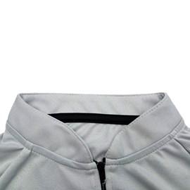 Camiseta Rock Permit DRY Fit (Cinza Claro)