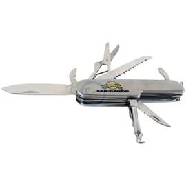 Canivete Guepardo Múltiplo Inox 043055