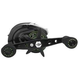 Carretilha Albatroz Black Snake Green - 7 Rol - Veloc 7.1:1 - Maniv Direita