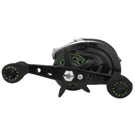 Carretilha Albatroz Black Snake Green - 7Rol - Veloc 7.1:1 - Maniv Esquerda