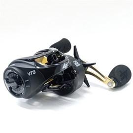 Carretilha Albatroz V73 Black (Esquerda)