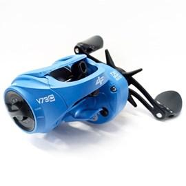 Carretilha Albatroz V73C Blue (Esquerda)