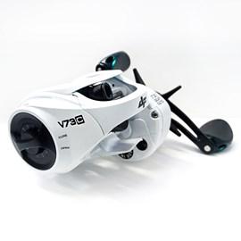Carretilha Albatroz V73C White (Esquerda)