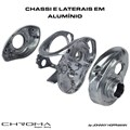 Carretilha Marine Sports Chroma GTS - 11 Rol - Veloc 8.3:1