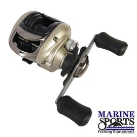 Carretilha Marine Sports Elite - 3Rol - Veloc 6.3:1 - Maniv Esquerda