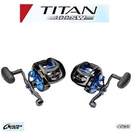 Carretilha Marine Sports Titan BG 400 SW