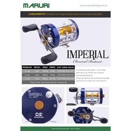 CARRETILHA MARURI IMPERIAL IL-60