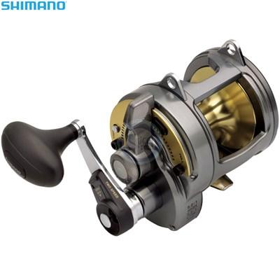 Carretilha Shimano® Tyrnos® 20 II - 2 Speed (Direita)