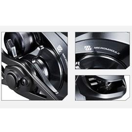 Carretilha Shimano Chronarch G 150XG - 9 Rol - Veloc 8.1:1 - Maniv Direita