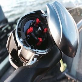 Carretilha Shimano Curado 200HG - 6Rol - Veloc 7.2:1 - Maniv Direita