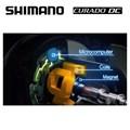 Carretilha Shimano Curado DC 150 XG - 7Rol - Veloc 8.5:1 - Maniv Direita + BRINDE