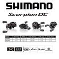 Carretilha Shimano Scorpion DC 101 HG (Esquerda)