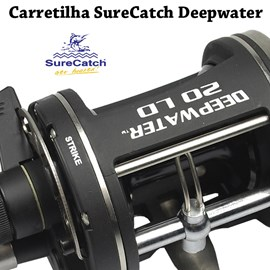 Carretilha SureCatch Deep Water 20LD