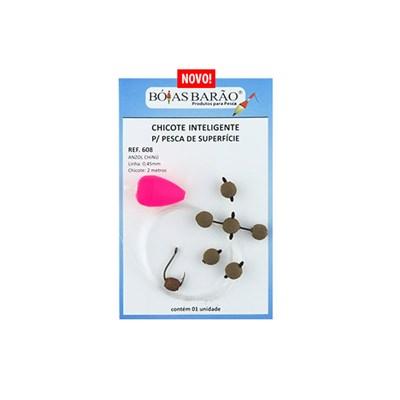 Chicote Barão 608 - Inteligente - c/ Regulagem (Ração)