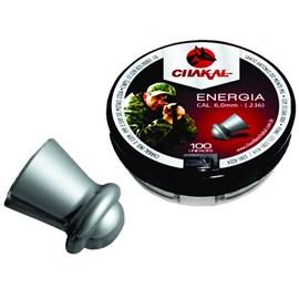 Chumbinho Chakal Energia - 6,0mm C/100
